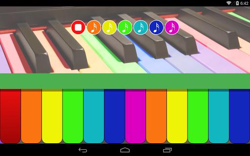 【免費家庭片App】Piano For Me-APP點子