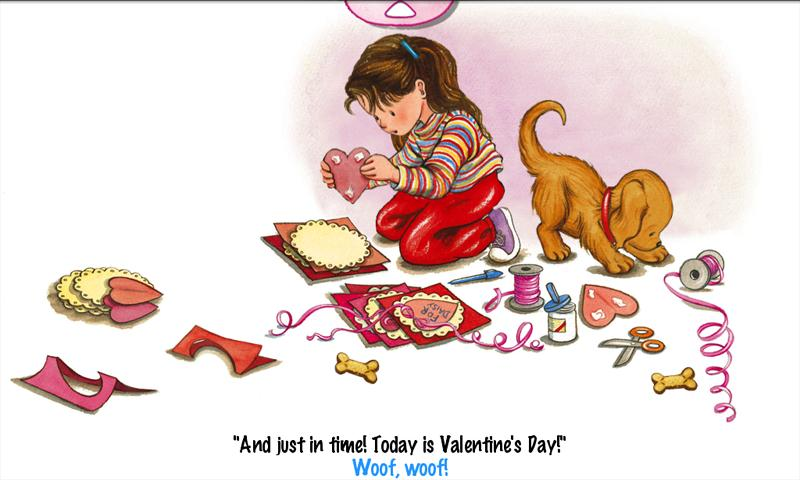 Biscuit's Valentine's Day - screenshot
