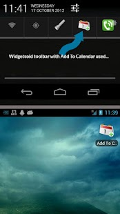Add To Calendar helper utility - screenshot thumbnail