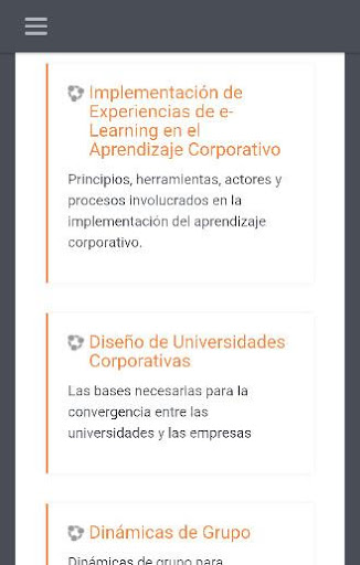 Grupo Buru00f3 eLearning  screenshots 2