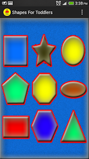Shapes For Toddlers
