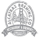 Logo of Alcatraz Brewcastle Brown Ale