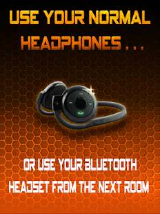 Ear Agent: Super Hearing Aid Screenshot