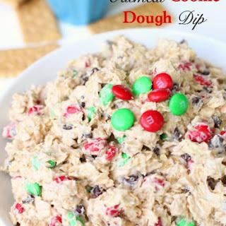 Oatmeal Cookie Dough Dip