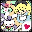 Cutewallpaper★Cute Alice World icon