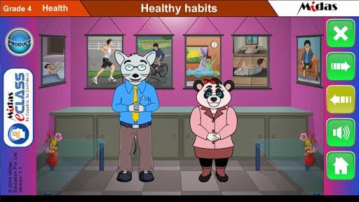 MiDas eCLASS Health 4 Trial