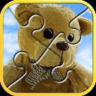 儿童动物拼图 icon