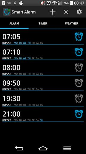 SmartAlarm Smart Alarm Clock