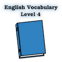 English Vocabulary Level 4 icon
