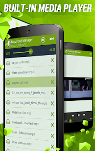 Download Manager for Android - screenshot thumbnail