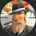 Gangster Hit - Sniper Assassin icon