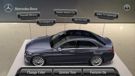 App mercedes benz c class ar apk for windows phone for Mercedes benz apps