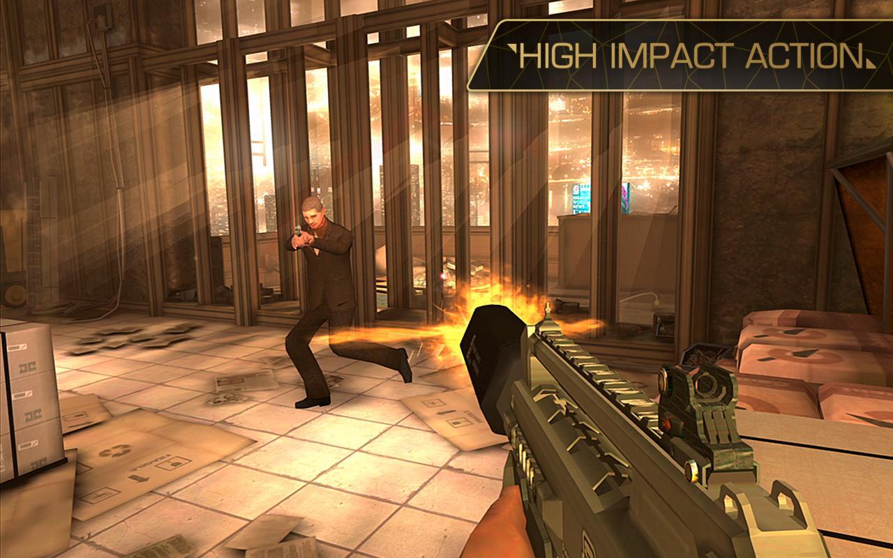 Deus Ex: The Fall screenshot #5