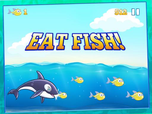 玩免費休閒APP|下載Free Whale - 速いの魚のキャリア障害物をジャンプ app不用錢|硬是要APP