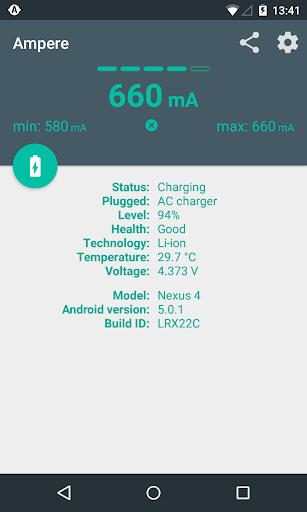 Ampere v3.11 screenshots 2