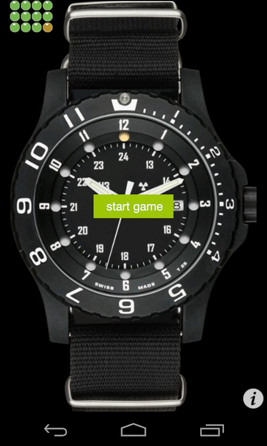 traser® H3 – Swiss made watch- screenshot