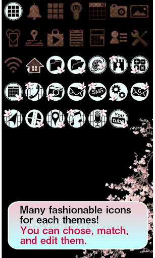 ZEN Heavenly Blossoms Theme 1.1 Windows u7528 4