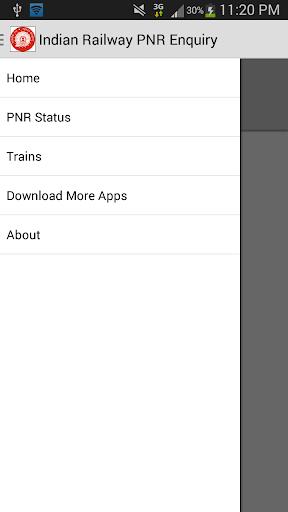印度鐵路PNR狀態