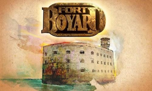 Fort Boyard v2.0