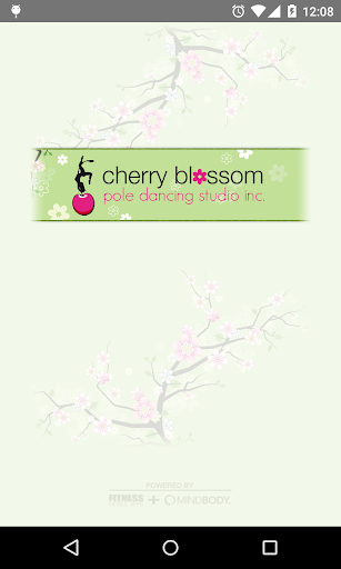 Cherry Blossom Pole Dancing