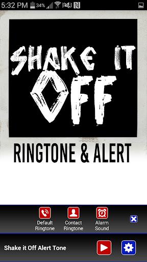 Shake It Off Ringtone & Alert photos 2
