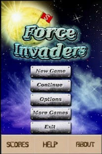 Force Invaders - screenshot thumbnail
