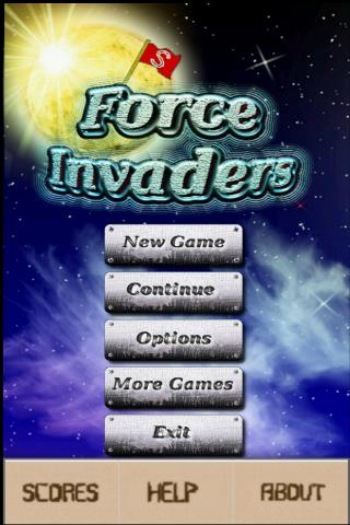 Force Invaders- screenshot