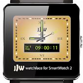 JJW Elite Watchface GOLD SW2