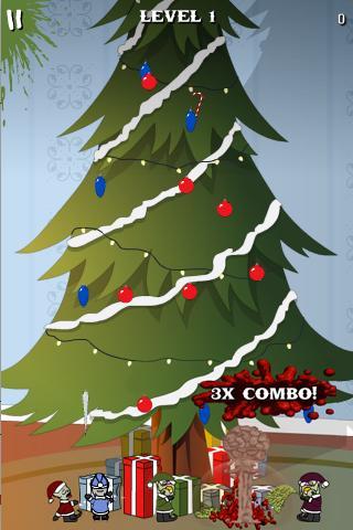 Zombie Christmas- screenshot