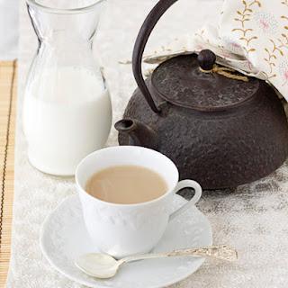 A Japanese twist on masala chai tea.