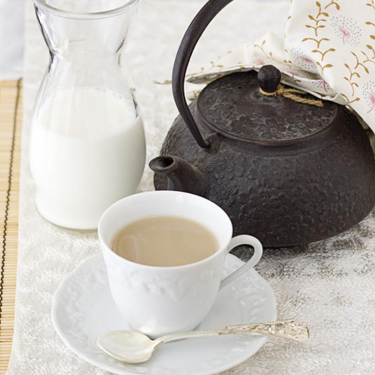 A Japanese twist on masala chai tea