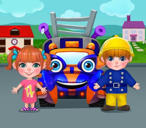 Fire Train! Babies Adventure 1.1 screenshots 9