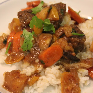 Beef Stew with Citrus and Porter