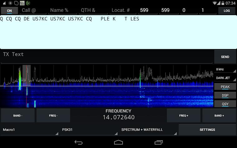 KX3 Companion for Ham Radio Screenshot