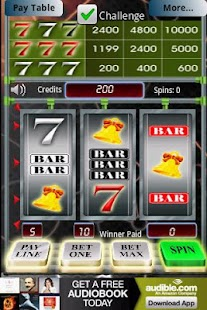 Slot Machine Multi Payline - screenshot thumbnail