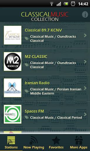【免費音樂App】经典音乐集锦-APP點子