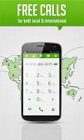 Screenshot of HiTalk Free International Call