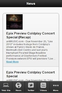 Coldplay Universe - screenshot thumbnail