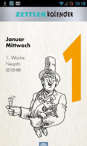 Zettler Humor Kalender 2014