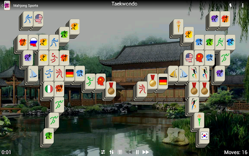 Mahjong Sports - Free- screenshot thumbnail