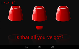 Screenshot of Where is the red