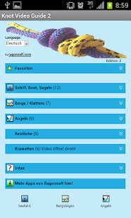 Knoten Video Guide 2 Screenshot
