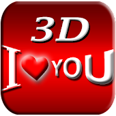 3D Heart Live Wallpaper