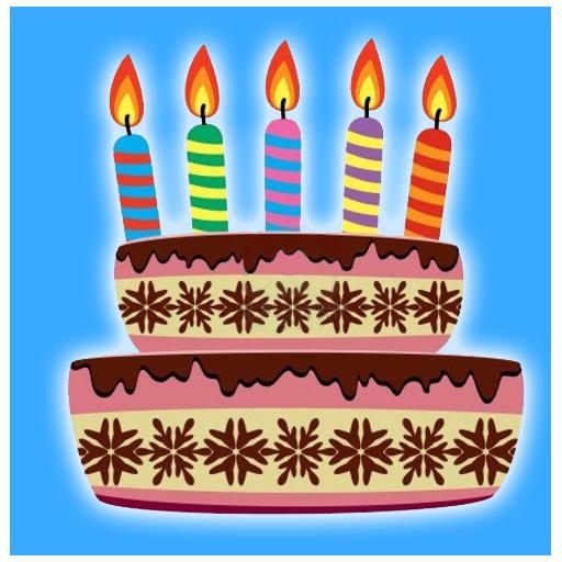 生日快乐蛋糕和歌曲