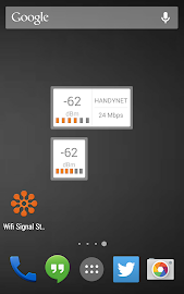 WiFi Signal Strength Screenshot 17