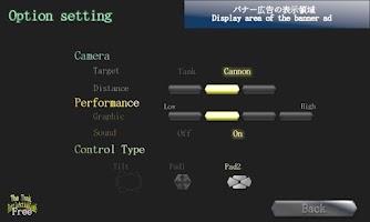 Screenshot of Tank Battle Action Game Free