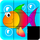 Kids Slide Puzzle icon