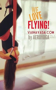 First Aerial Yoga App - screenshot thumbnail