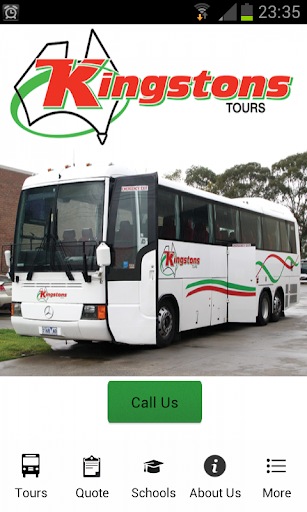 Kingstons Tours
