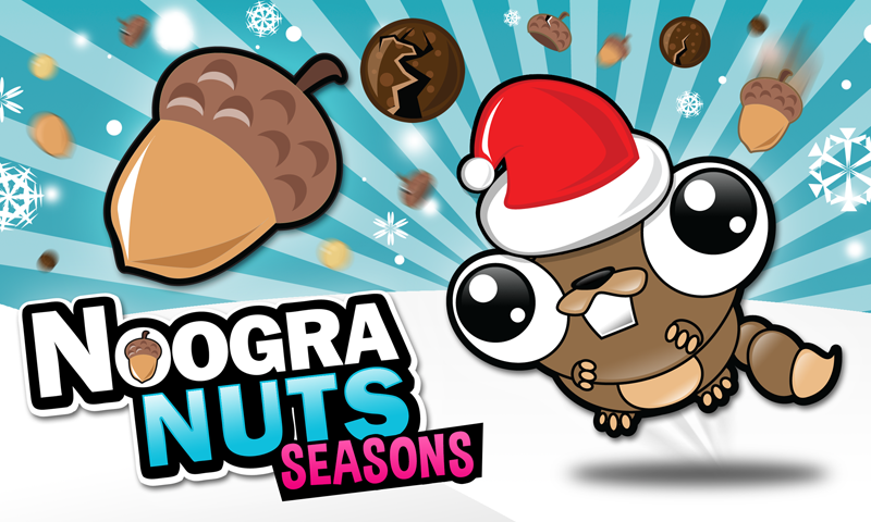 Noogra Nuts Seasons - screenshot